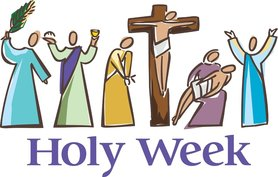 Image result for our journey through holy week